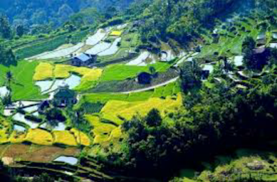 Tempat Objek Wisata Puncak Lawang Agam Sumatera Barat (Sumbar)