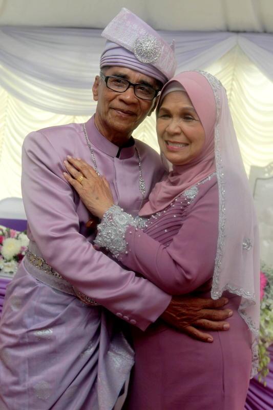 Mak Mah Kongsi Rasa Bahagia Selepas Seminggu Nikah