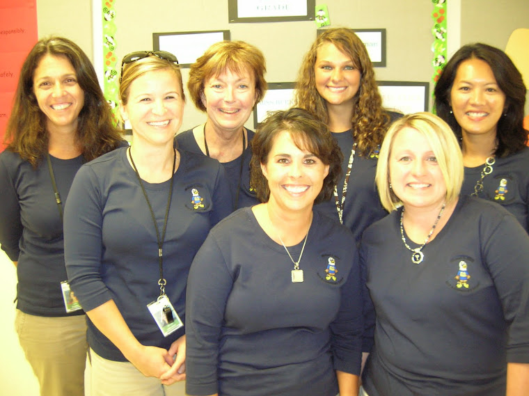 M.C. Riley Third Grade Teachers