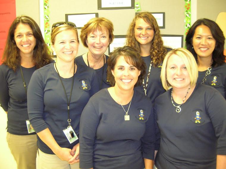 M.C. Riley Third Grade Teachers