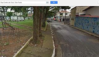 Gentio do Ouro - Município é homenageado com nome de Ruas em três estados brasileiros:
