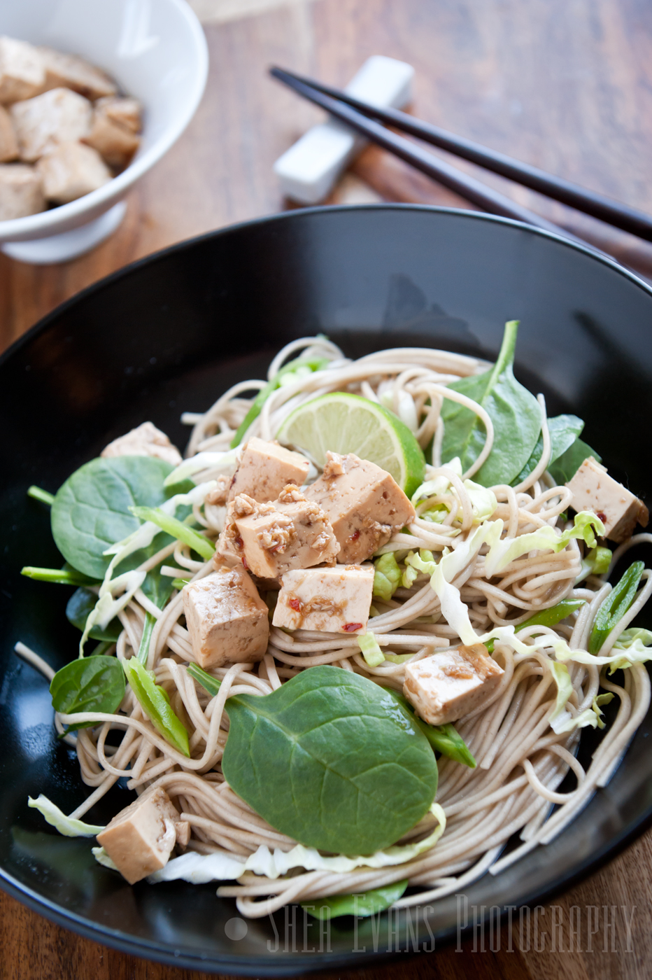 Chilled Soba With Tofu And Sugar Snap Peas Recipes — Dishmaps