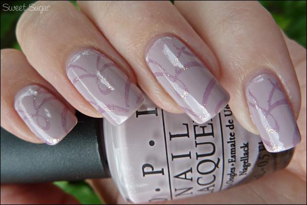 Sugar Nails: Pink Wedn...
