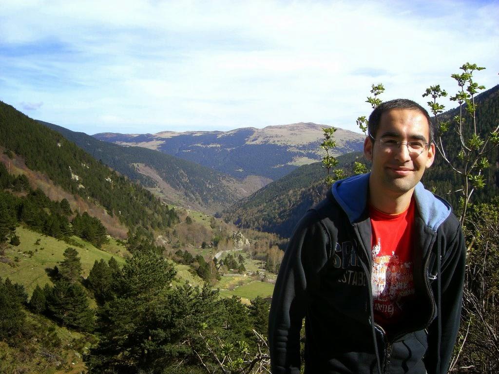 Vall de Camprodon near Walter 2000