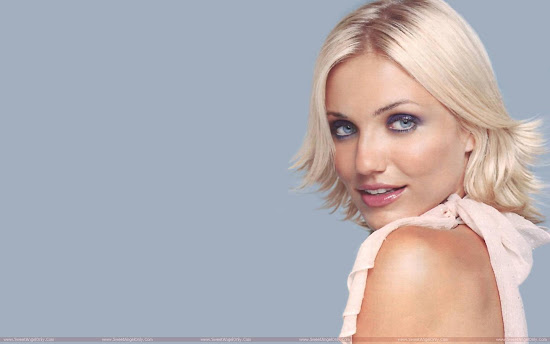 Cameron Diaz Beautiful Actress