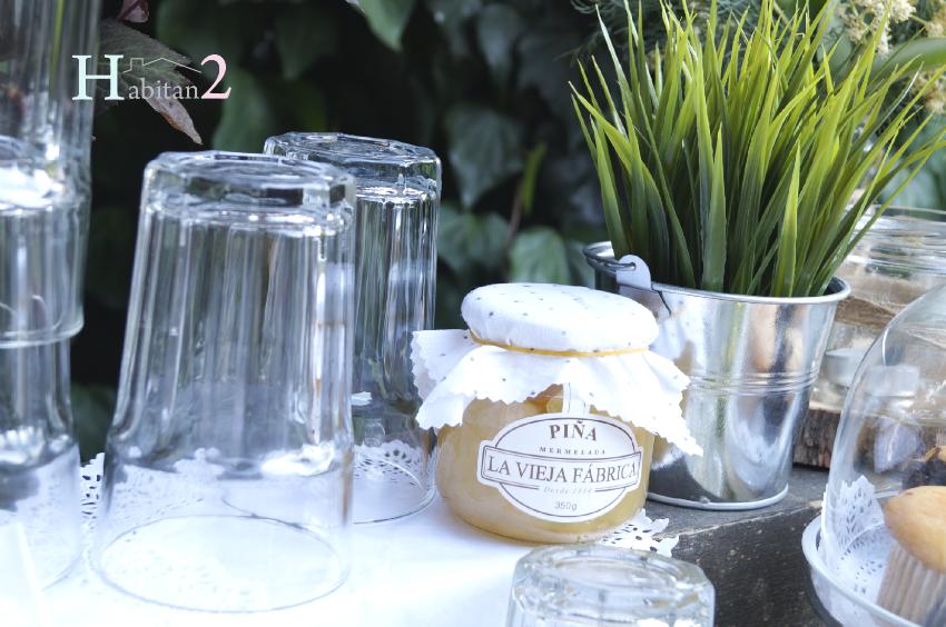Mesa dulce al aire libre diseño de Habitan2