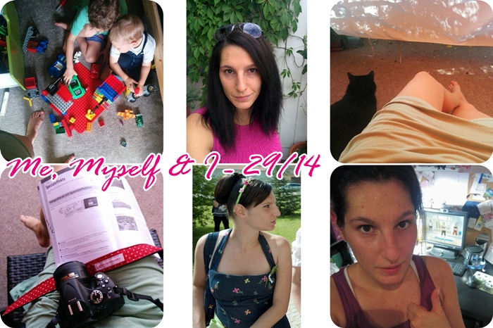 Me, Myself & I - KW29/14
