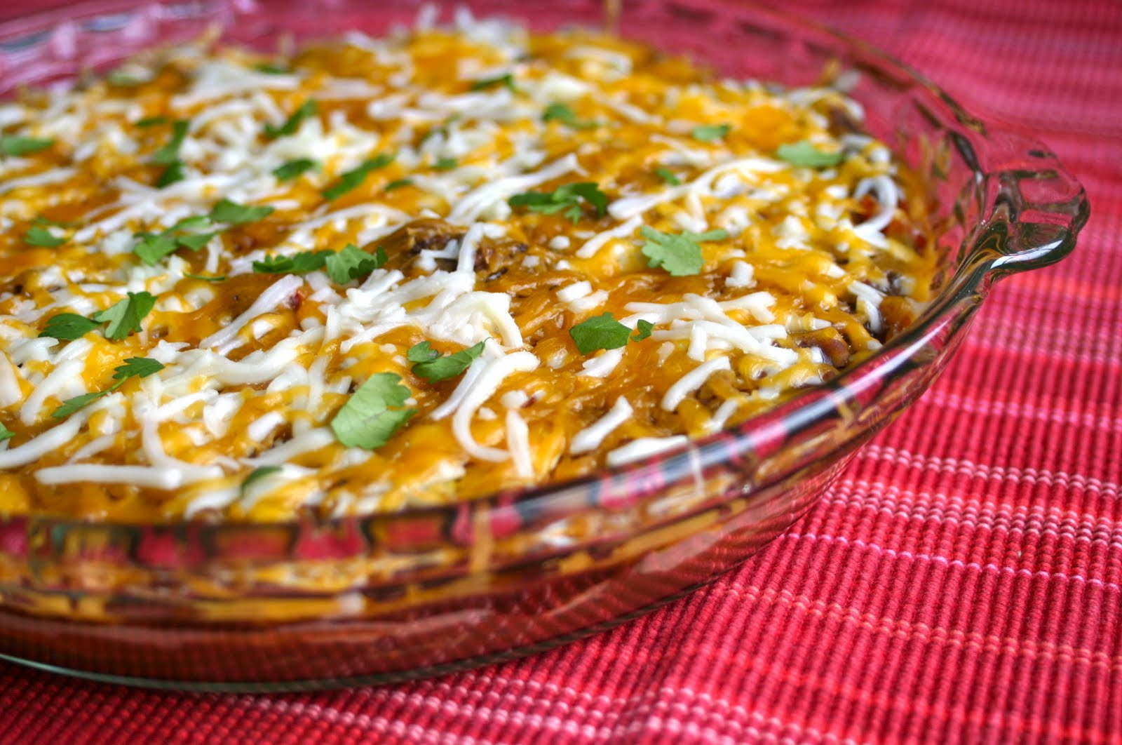Five Layer Mexican Dip Recipe : Ellie Krieger : Food Network