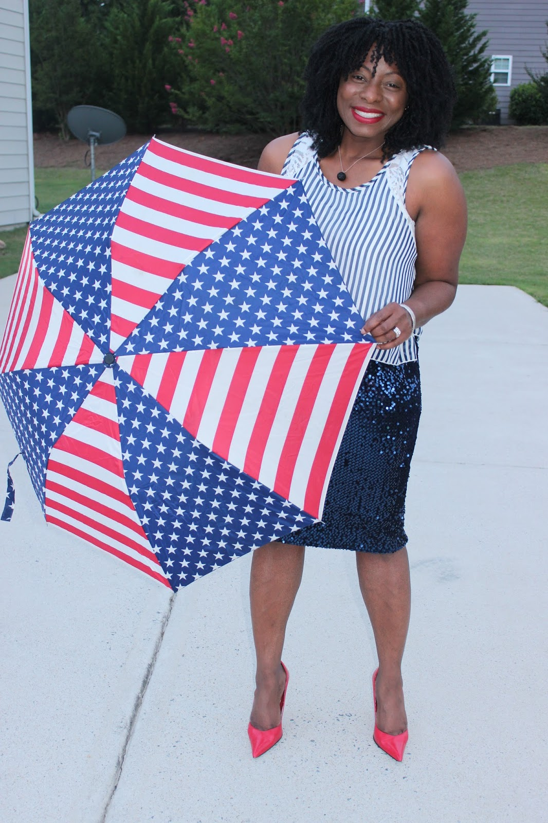 JustJewels4U: Vintage and Thrift: Red White Blue & Thrift - photo#13