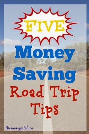 5 Money-Saving Road Trip Tips @ The Sunny Patch