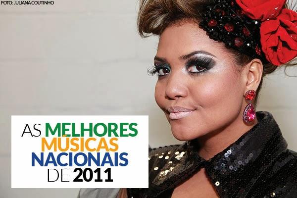 As melhores músicas nacionais de 2011