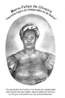 Maria Felipa, heroína da Independência do Brasil