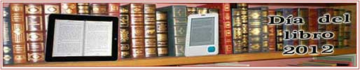 books, eReader and iPad