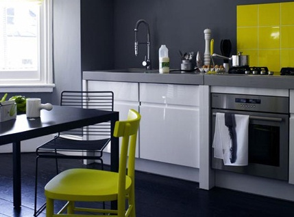 Desain Dapur Sehat on Desain Interior Dapur Minimalis Sederhana Modern 2012