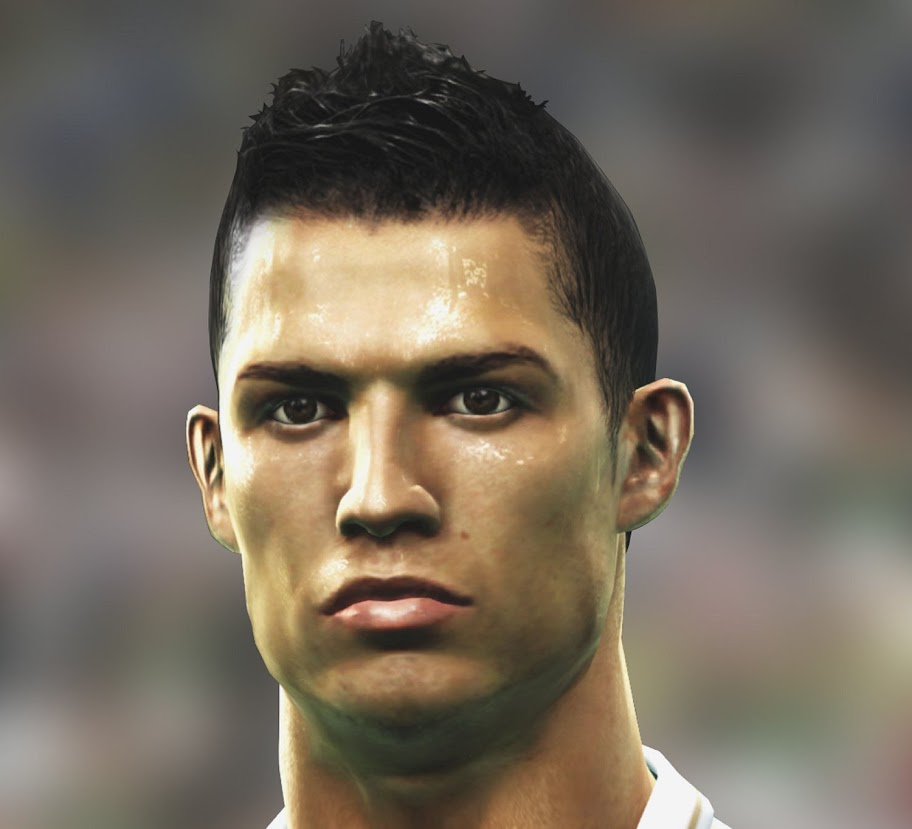 KONAMI Release Cristiano Ronaldo Pictures and Renders