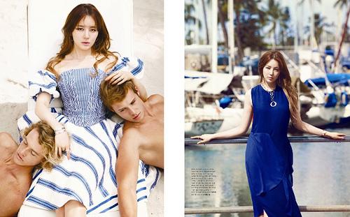 Moda De Core Nuevas Fotos De Yoon Eun Hye En Haw I Espacio Kpop Viajando Por El Mundo K Pop