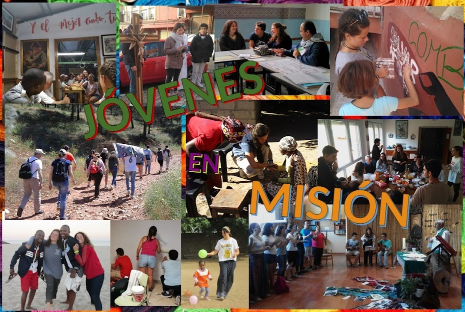 Jóvenes en misión
