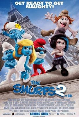فيلم السنافر الجزء الثاني كامل The Smurfs 2 2013 اون لاين مترجم
