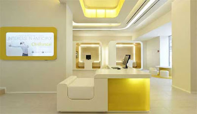interior design bank