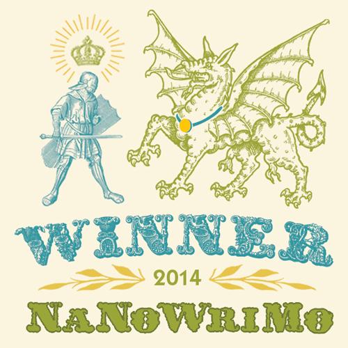 2014 Nanowrimo