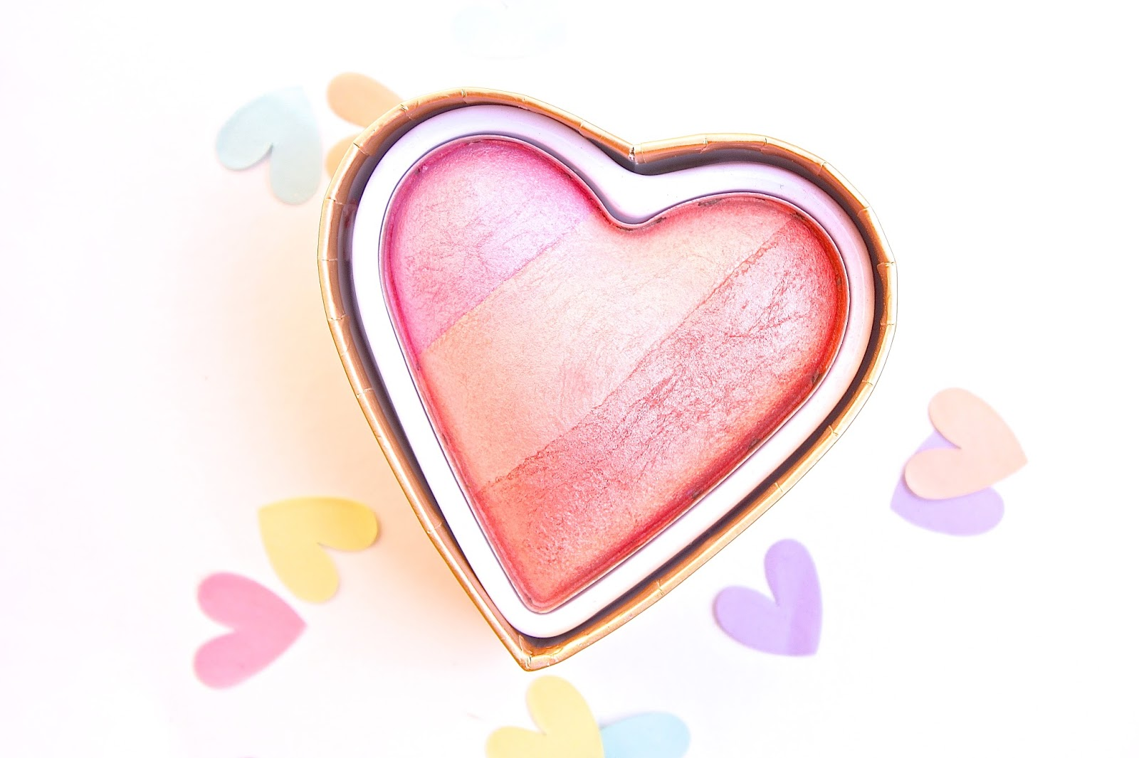 Make Up Revolution Blushing Hearts 'Candy Queen of Hearts'