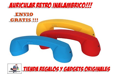 AURICULARES RETRO PARA IPHONE E IPAD