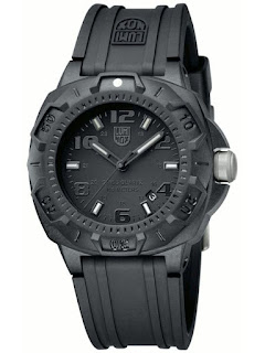 LUMINOX SENTRY BLACKOUT 0201.BO