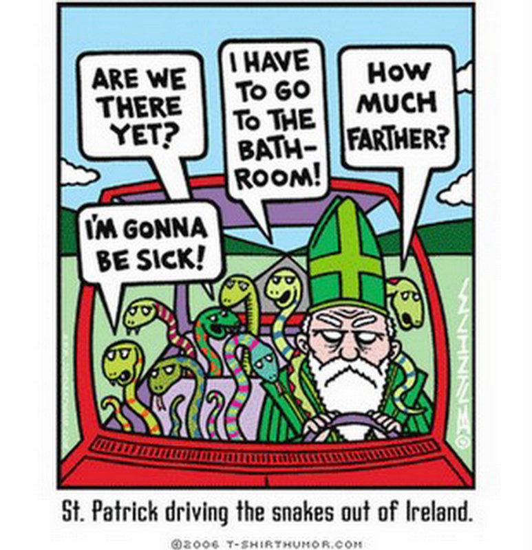 Chuck 39 s fun page 2 irish humor for Funny irish sayings for st patrick day