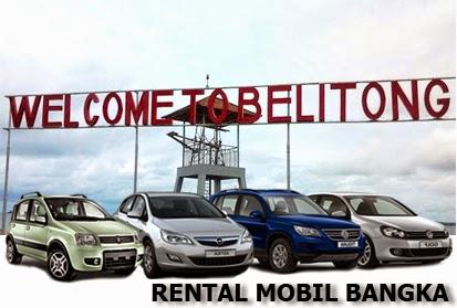 Daftar Alamat Rental Mobil di Bangka Belitung