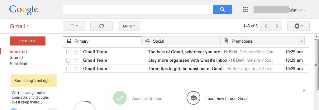 cara membuat email di gmail dan ymail