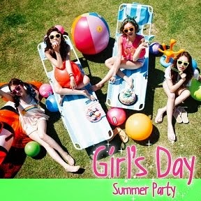 "Girl's Day - ""Darling"""