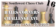 Hales Corners Challenge XVI