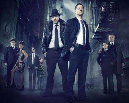 "Review of the TV show ""Gotham."""