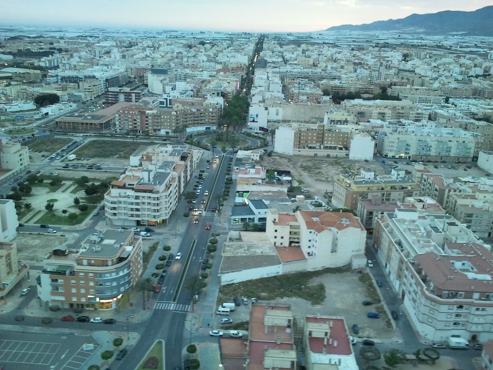 Almer a 102 el ejido ya tiene su rascacielos - El ejido almeria ...