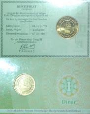 Dinar Peruri : Babak Baru Dalam Penyebaran Dinar...