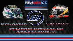 Motor Home Willians F1 Team