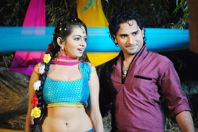 Bhojpuri Movie 'Jaan Hamaar' shooting going on in Howrah