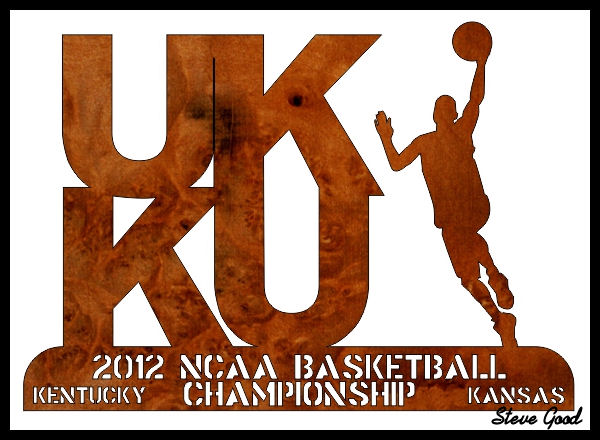 Scrollsaw Workshop: UK vs KU in the NCAA Basketball ...