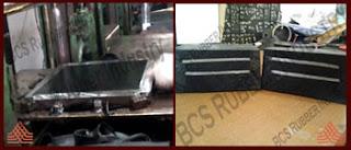 Elastomer Bearing Pads,Elastomer Bearing Pads Jenis 1,Elastomer Bearing Pads Jenis 1 Standart PU,Elastomer Bearing Pads 350x300x36 mm