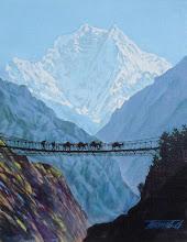 LE NILGIRI AU NEPAL
