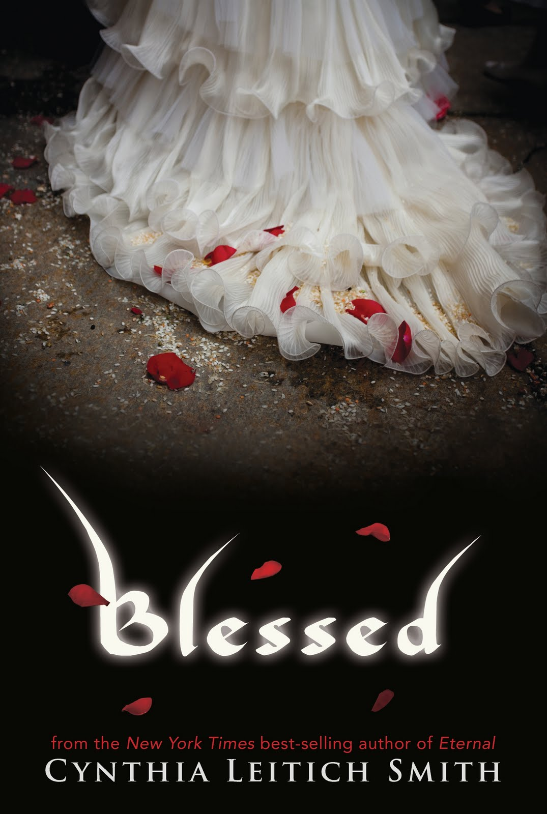 blessed CP hardcover Interview with Cynthia Leitich Smith by M.G. Buehrlen from Young Adult Books ...