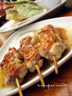 Yamamori-sushi-negima-yakitori