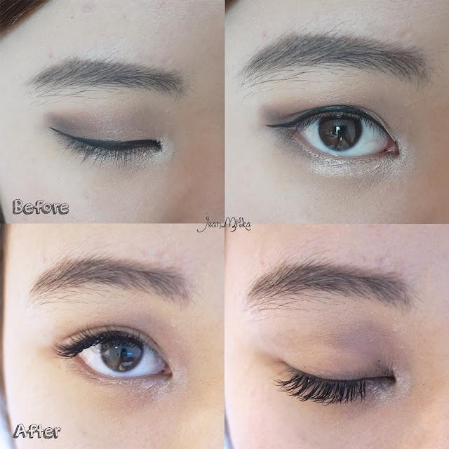 tokyo belle, eyelash extension, salon, jakarta