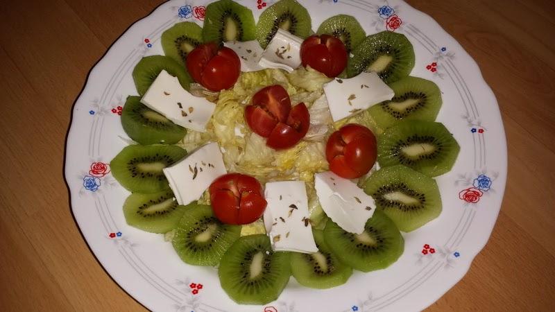 Ensalada de Kiwi