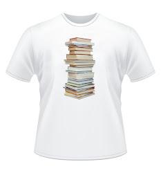 Camiseta Leitor