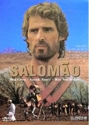 Filme Salomão Dublado AVI DVDRip