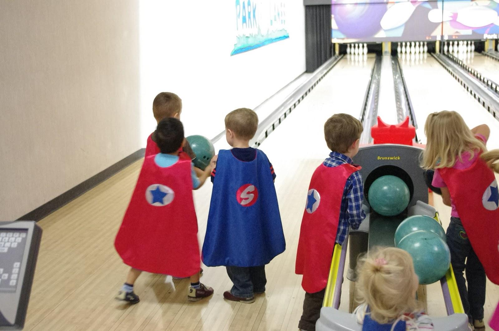 Little Journey Designs Superhero Party