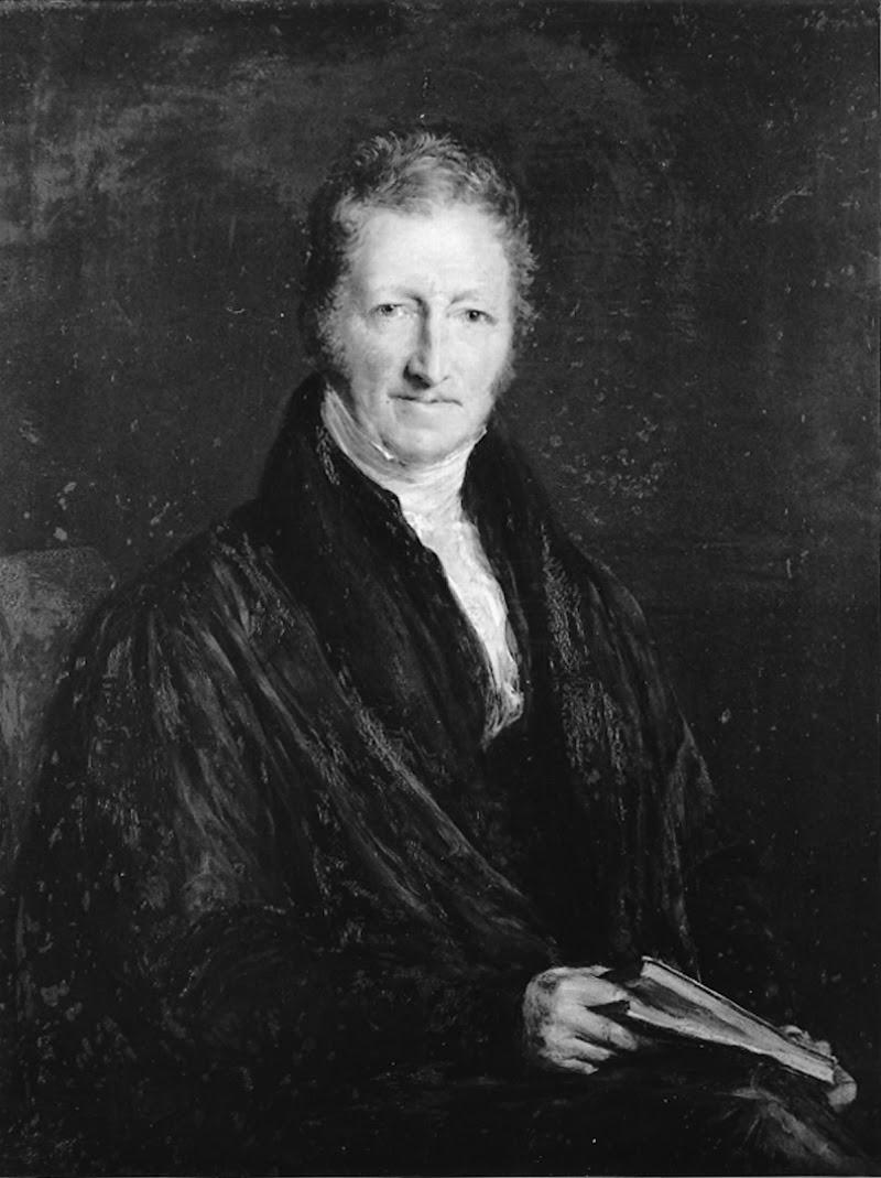 Malthus, Si Pembangkang Smith