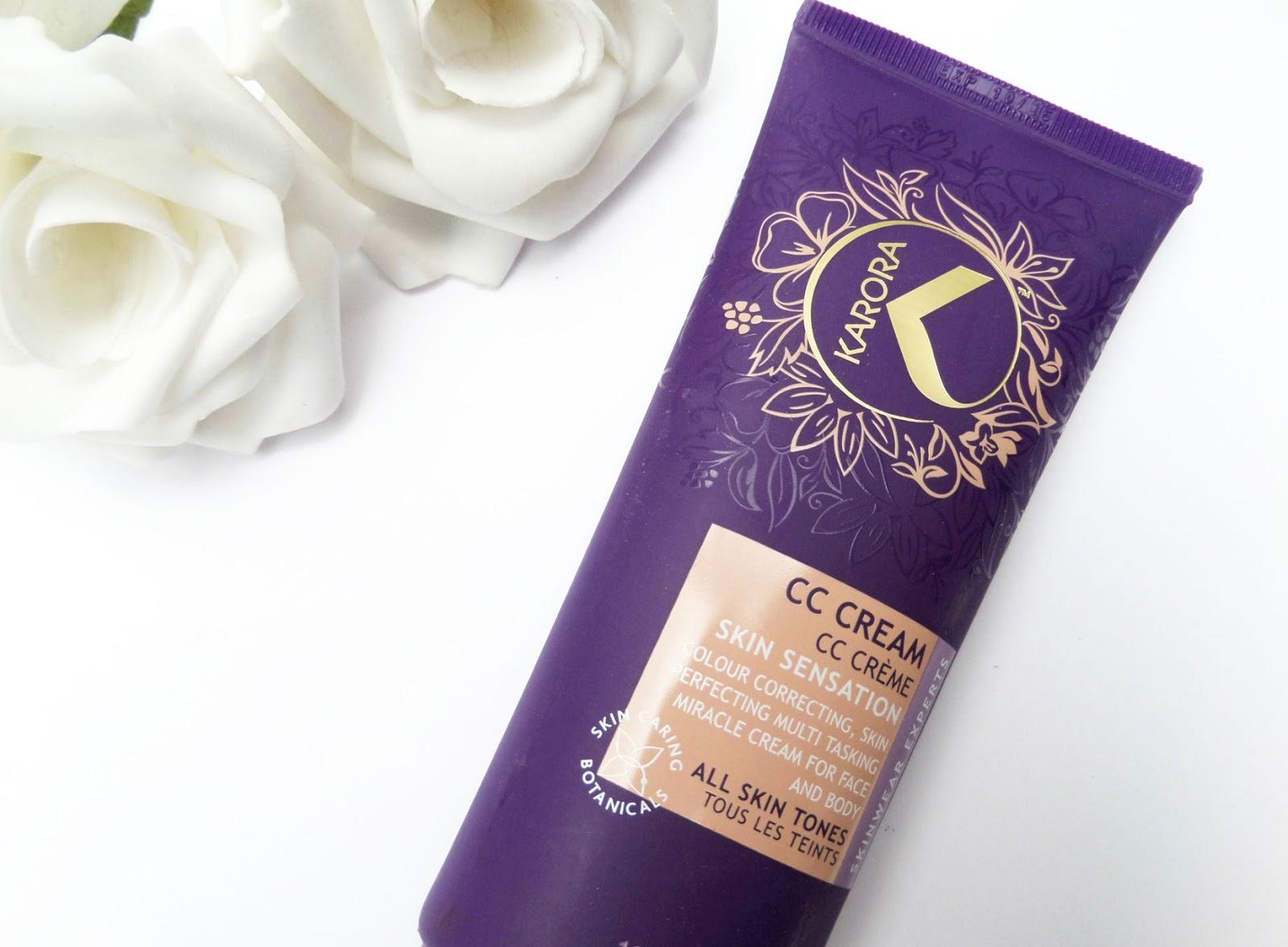 Karora Cosmetics CC Cream
