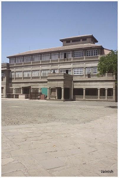 Nilambag Palace, Bhavnagar.